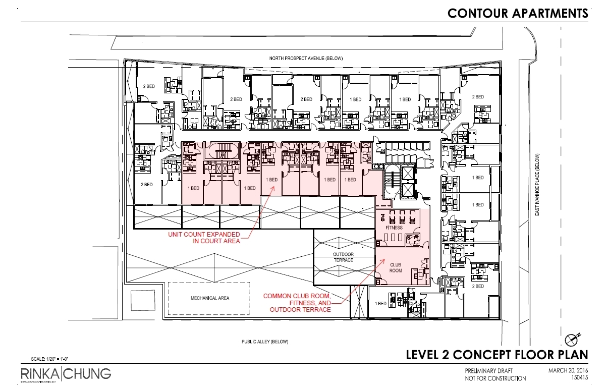 2017 Level 2 Floor Plan