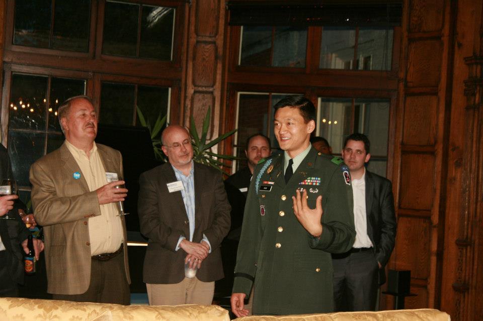Lt. Dan Choi.