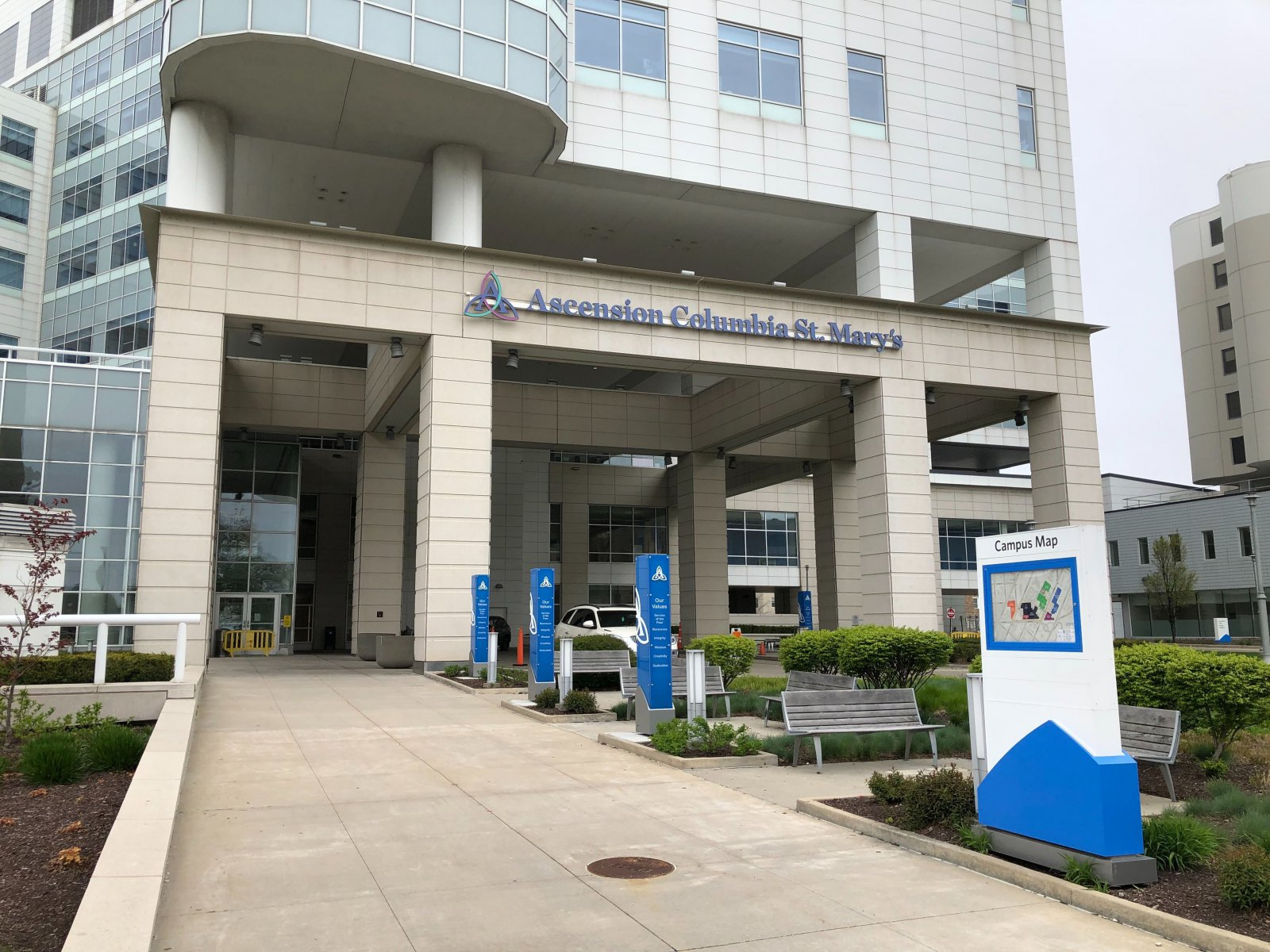 Ascension\'s Columbia St. Mary\'s Hospital
