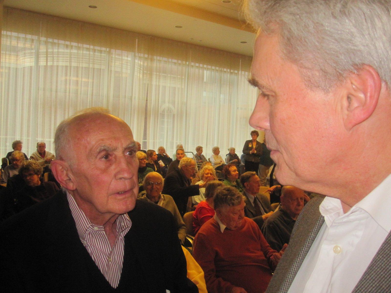 Dennis Conta and Robert Bauman
