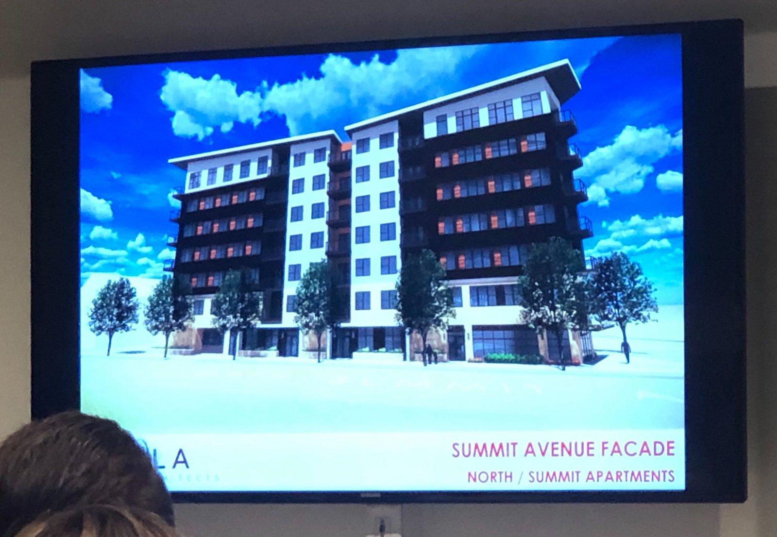 North/Summit Rendering