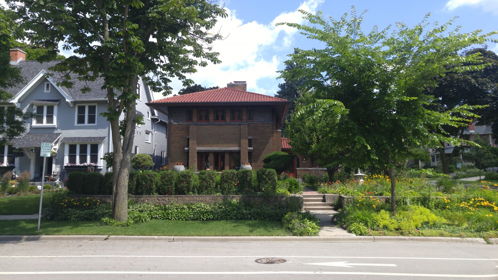 Newberry Boulevard home