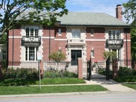Andy Nunemaker\'s Terrace Drive Home