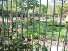 Vogel Mansion Flowers