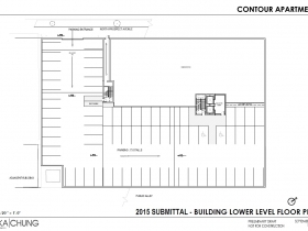2015 Lower Level Floor Plan
