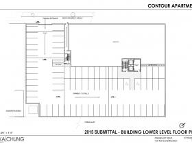 2015 Lower Level Floor Plan