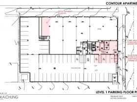 2017 Level 1 Floor Plan