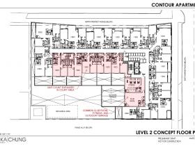 2017 Level 2 Floor Plan