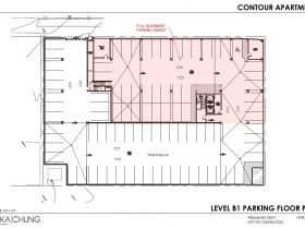 2017 Lower Level Floor Plan