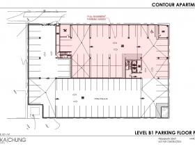 2017 Lower Level Floor Plan