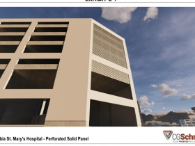 Columbia St. Mary's Parking Garage Plan
