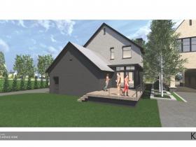 Gokhman House Rendering