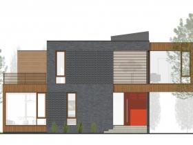 Shuk House Elevation