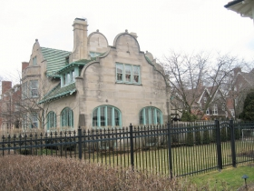 Mysterious $1 Million Lakeside Mansion