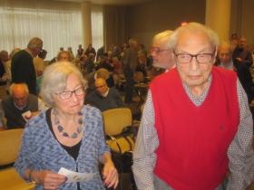 Inez and Gene Gilbert