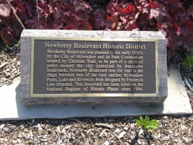 Newberry Boulevard Historic District