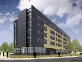 Northwest Side Community Development Corporation school and affordable housing development.