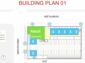 3600@Villard Floor 1 Plan
