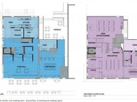 Food Hall Plan