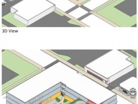 Villard Library Site Redevelopment