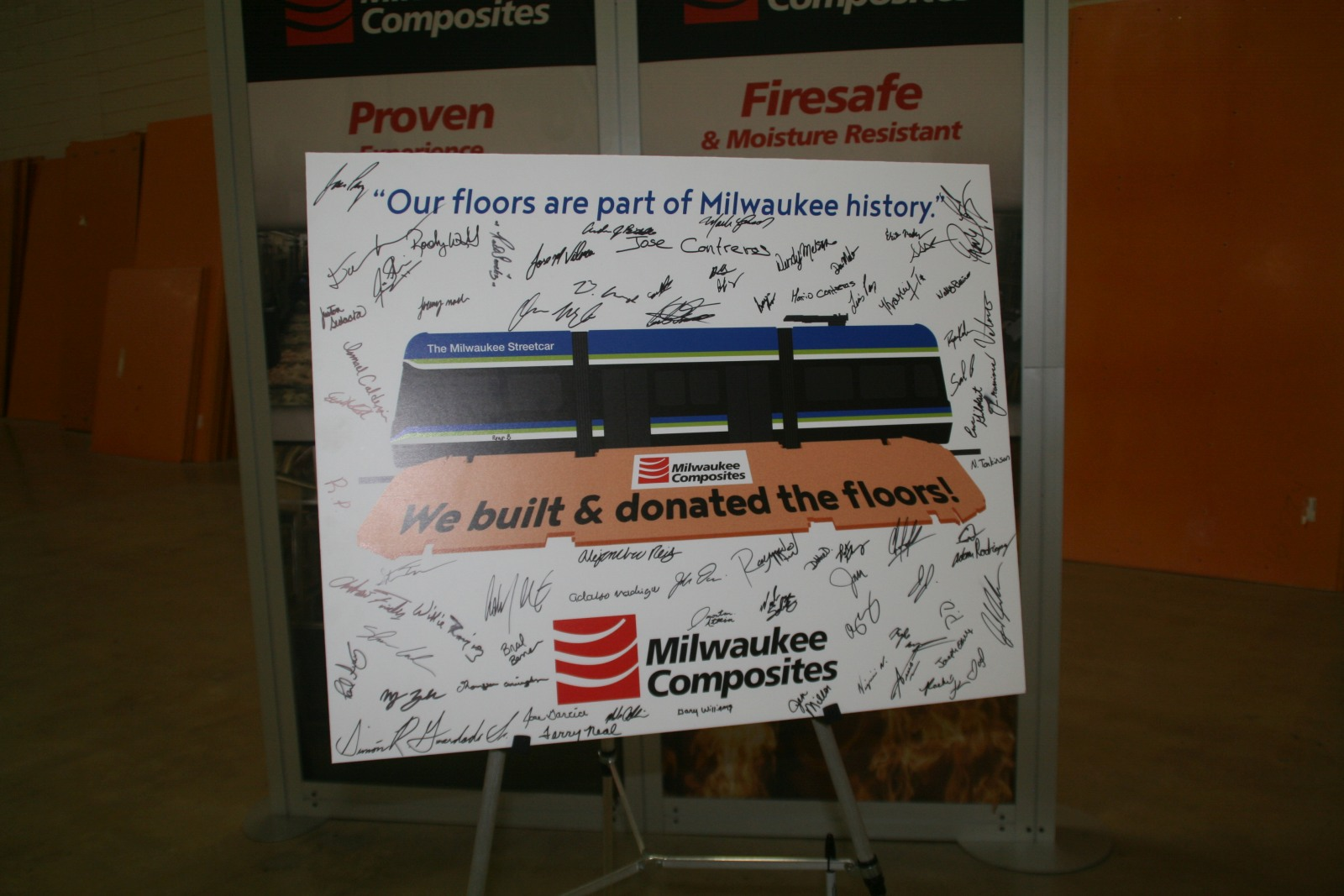 Milwaukee Composites Inc.