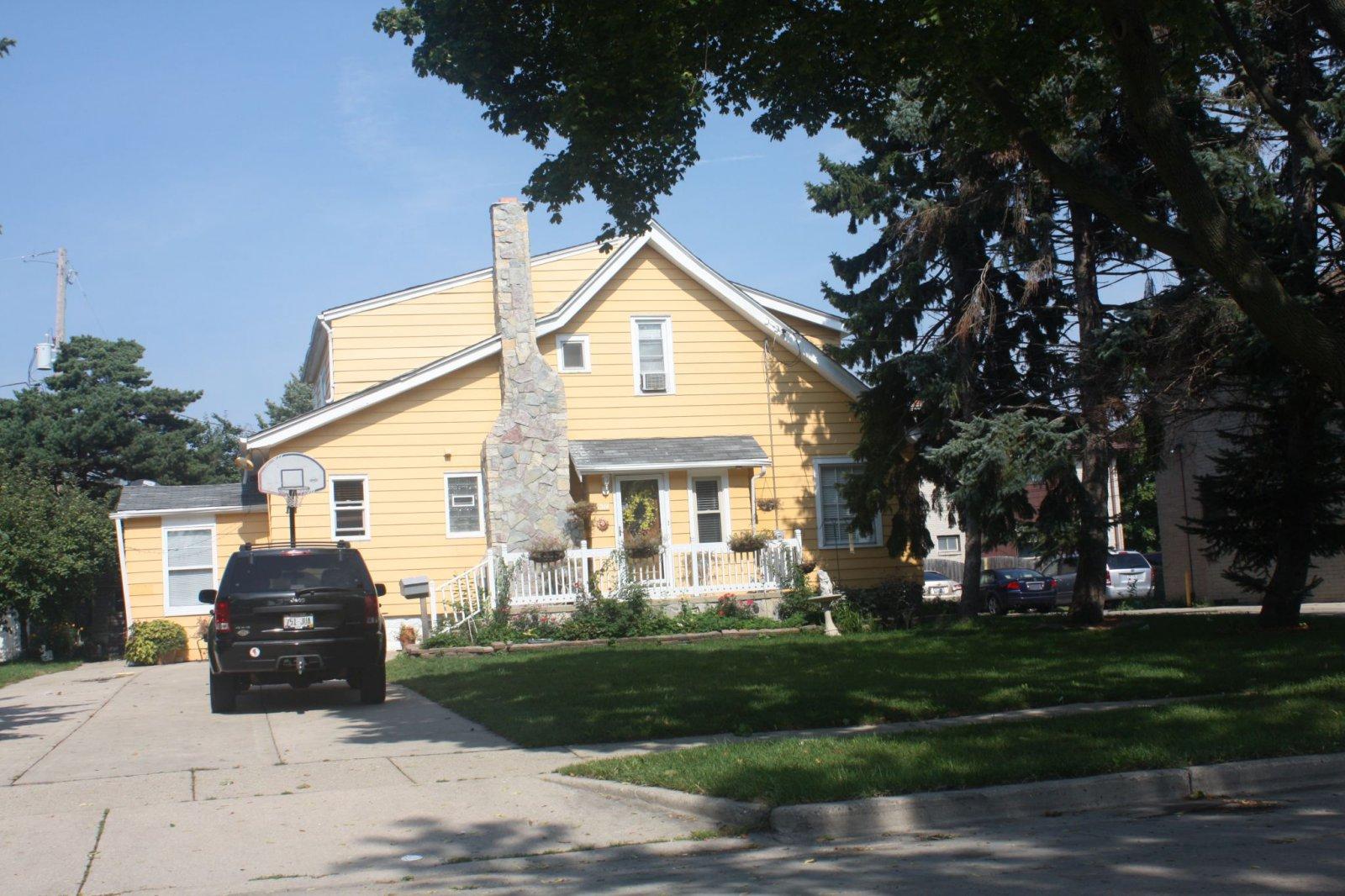 Holmes Avenue home