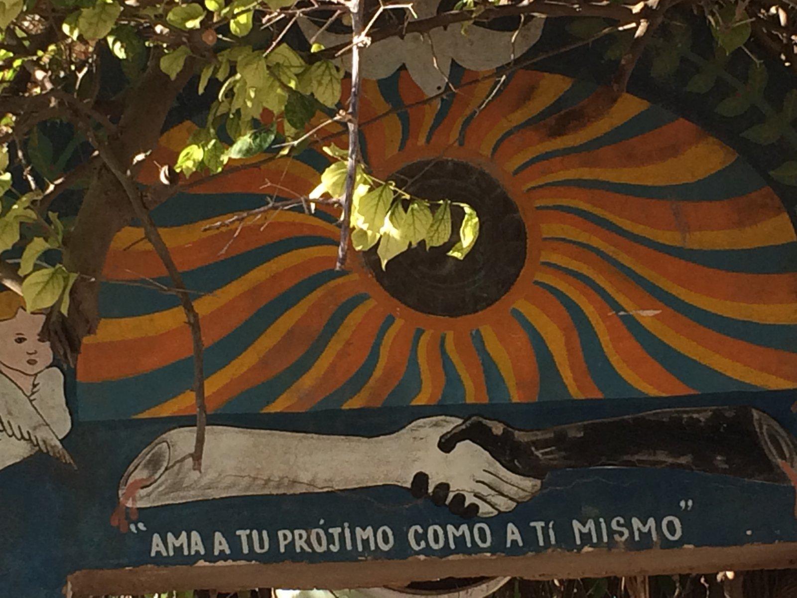 Street art in Cardenas