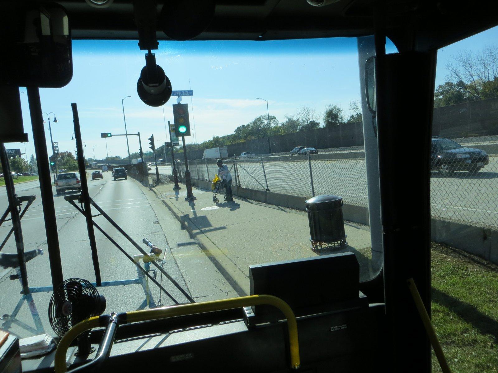 Bayshore bus access