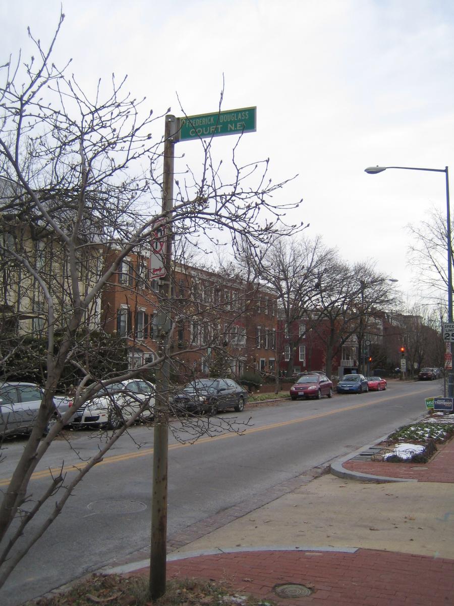 Ron Johnson\'s neighborhood.