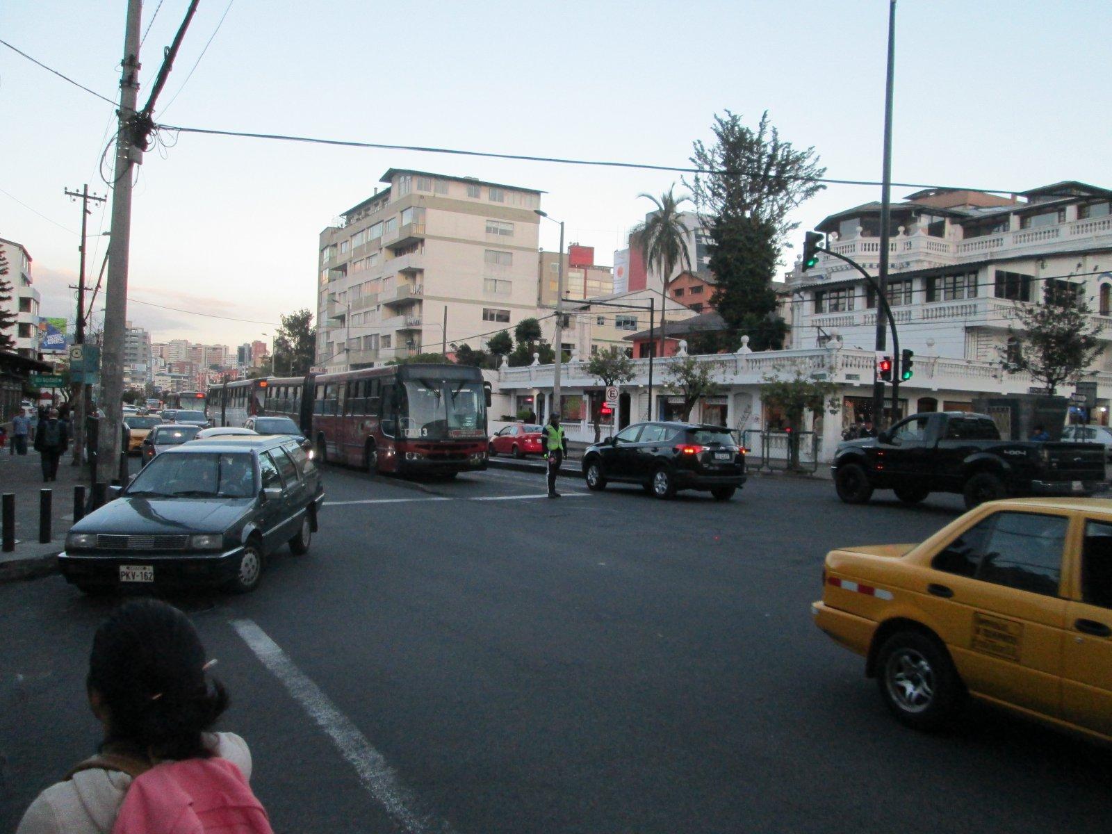 Quito's BRT