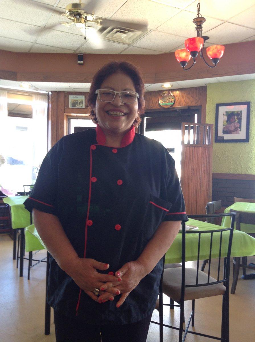 Chef Maritza Paz