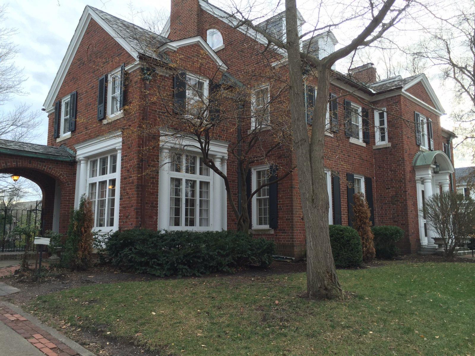 Millionaire Paul Ryan\'s Magnificent Home