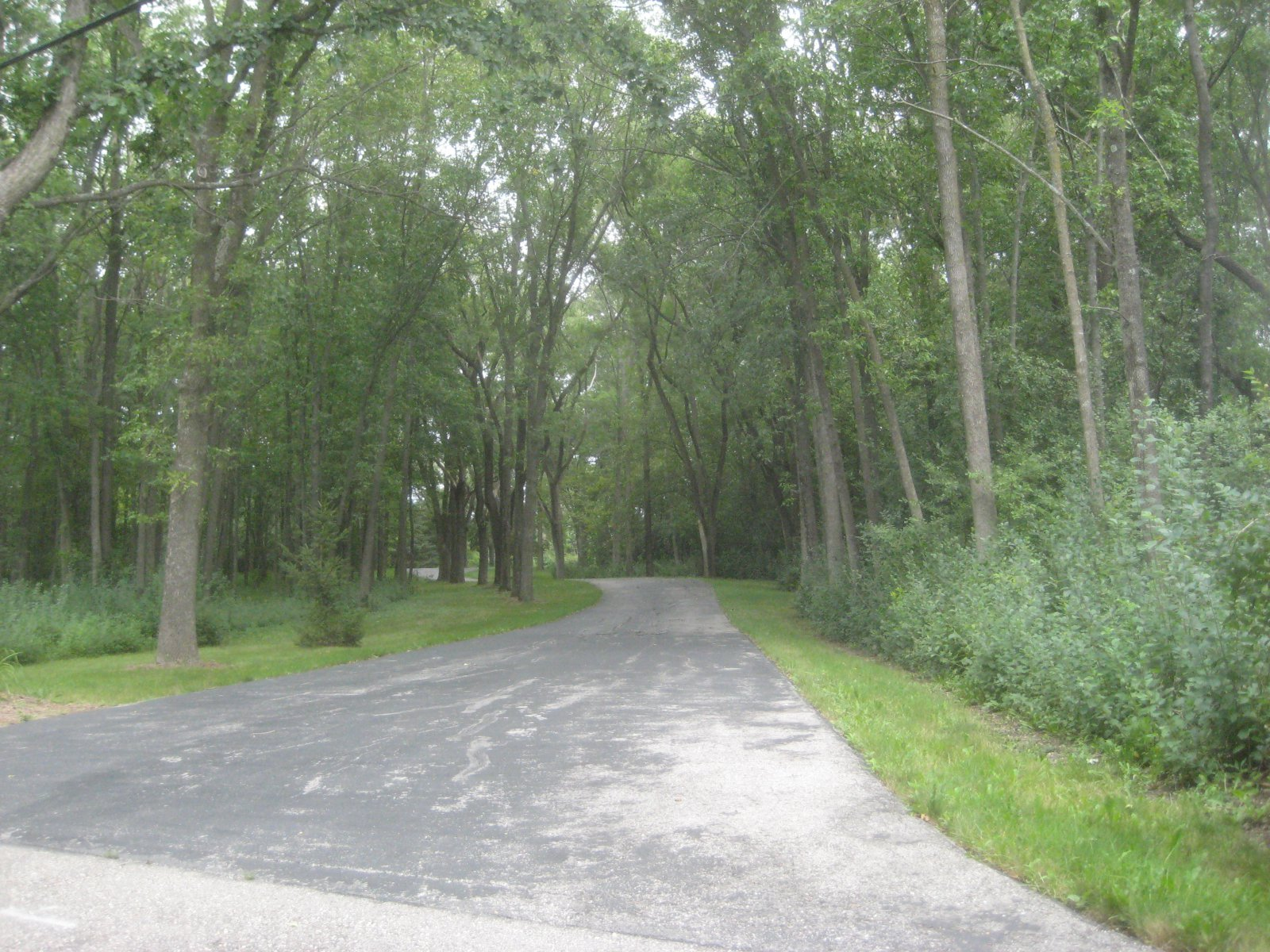Driveway to Michael Carter-Williams\' home