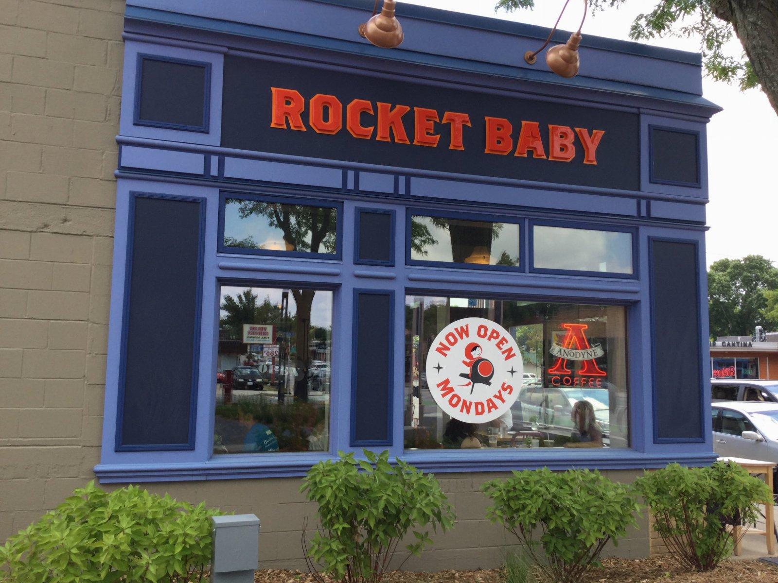 Rocket Baby Bakery