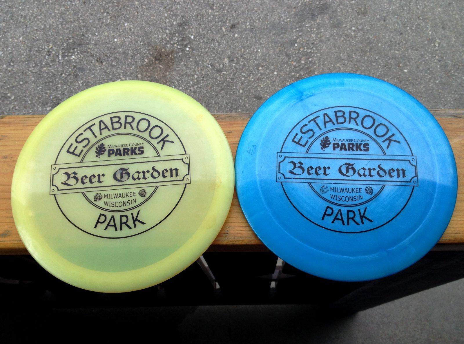 Estabrook Park Beer Garden