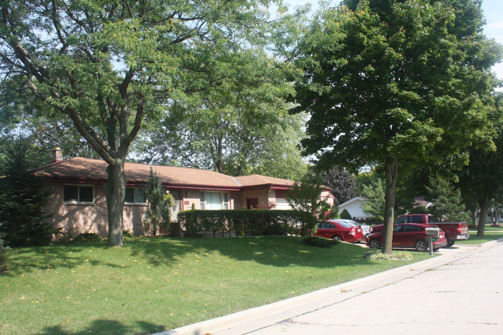Mallory Avenue homes