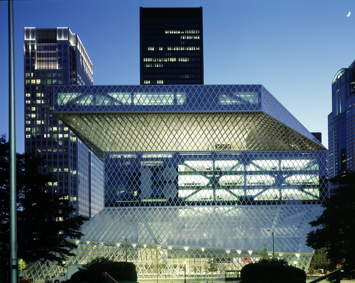 The Seattle Library