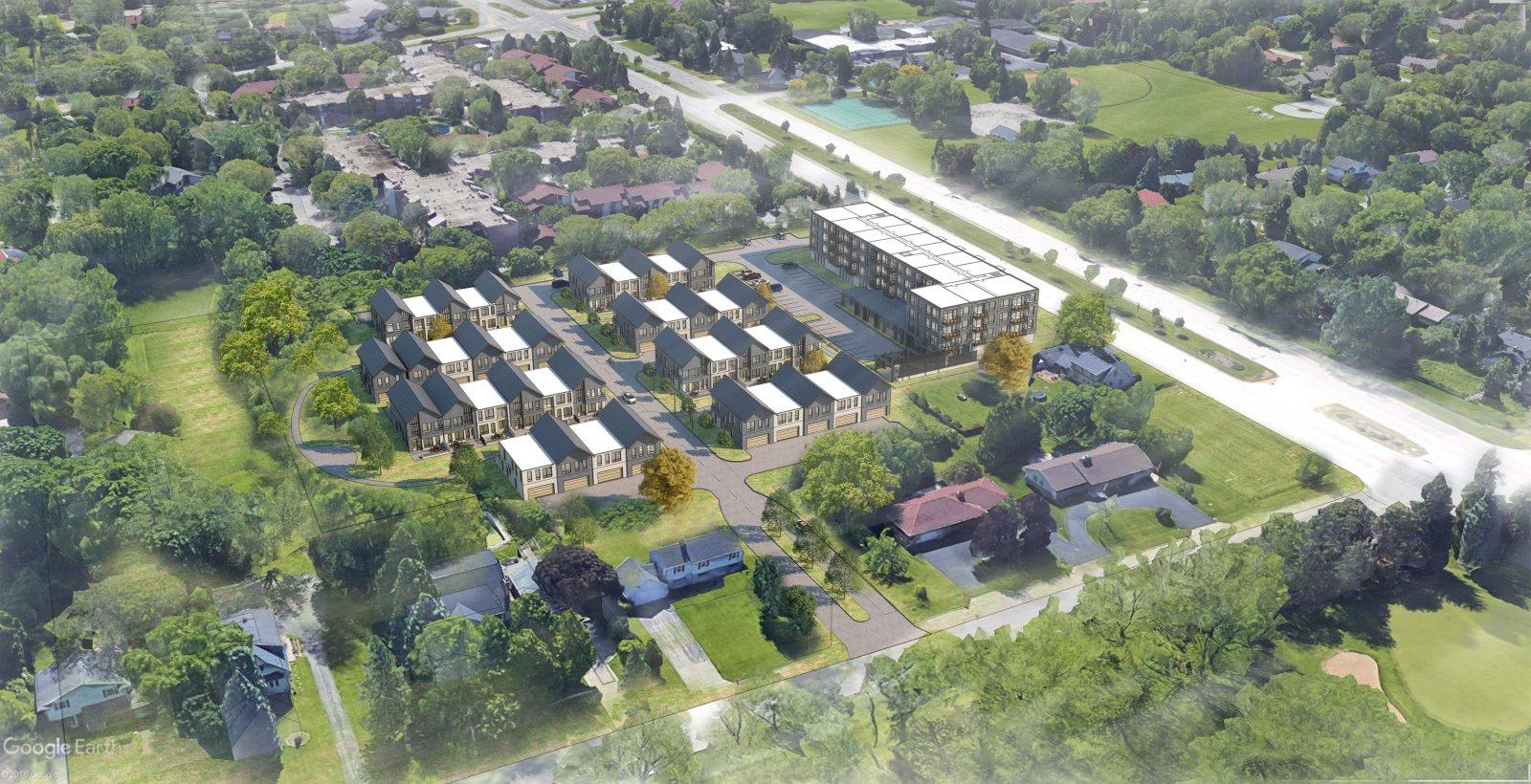 New Land\'s Glendale Proposal