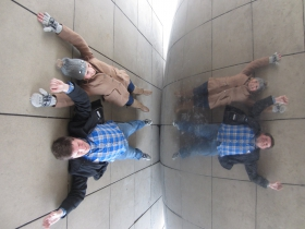 Chicago Bean (Cloudgate)