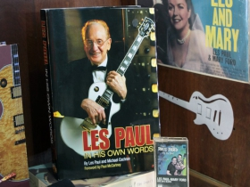 'Les Paul In His Own Words' book, and the album,