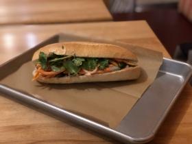 Bahn Mi at Lu's Sandwich