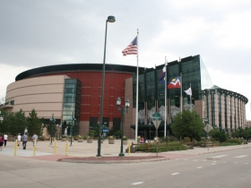 Pepsi Center in Denver