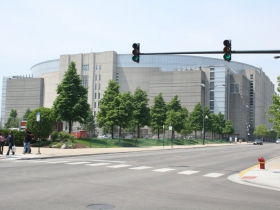 United Center in Chicago