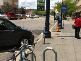 Bike Month in Salt Lake City.