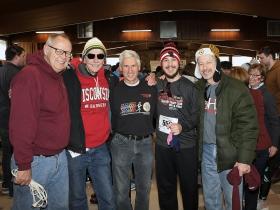 Jim Carroll WHS 71, Arlen Folker WHS 73, Eddy Sadowsky WHS 73, Eddie Cullen and Mike Flynn
