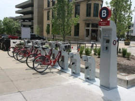 Public Space in Madison