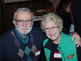 Ron and Jane Miller.