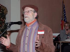 Peter Abbott, Grassroots Tosa — CGC Chair.