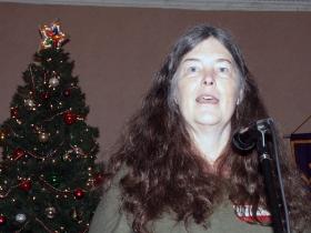 Nancy Welch, Wauwatosa Alderwoman.
