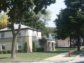 Armour avenue home